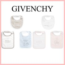 GIVENCHY Baby ビブ 3枚セット 2色 Blue Pink 送料込み