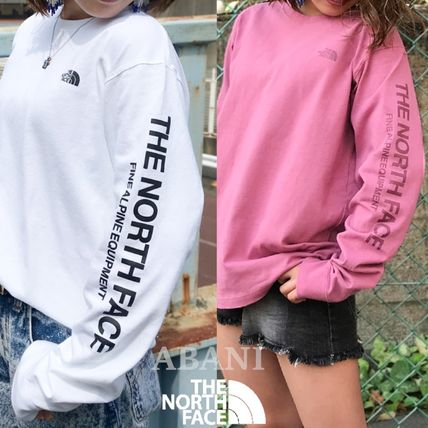 国内発送★THE NORTH FACE★L/S TESTED PROVEN TEE★WOMAN'S