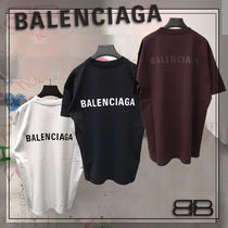 ◆BALENCIAGA◆バレンシアガ◆Large Fit JERSEY VINTAGE Tシャツ