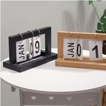 【Mayqueen】Solid wood D-day calendar