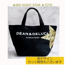 【DEAN&DELUCA】シンガポール(期間限定) トートバッグ(S)