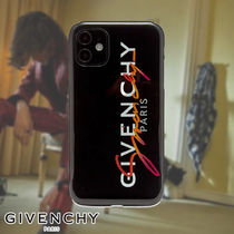 GIVENCHY☆RAINBOW SIGNATURE LOGO IPHONE 11 CASE スマホケース