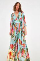 セール! Farm Rio Graciela Maxi Dress