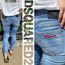 ◆19ss在庫一掃セール/Dsquared2 MEDIUM WAIST TWIGGY JEAN ◆
