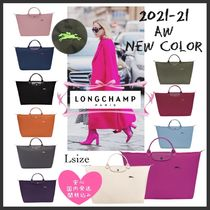 2020AW新作Longchamp*LE PLIAGE CLUB*手提げ L