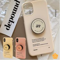 ★depound★BE MY D iPhoneケース スマホグリップ set