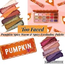 Too Faced(トゥフェイス) アイメイク Too Faced Pumpkin Spice Eyeshadow Palette アイシャドウ
