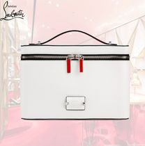 ChristianLouboutin ルブタン Kypipouch ポーチ カーフスキン