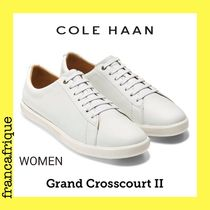 COLE HAAN☆Ground Crosscourt ll☆レザースニーカー☆LADIES