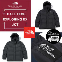 THE NORTH FACE T-BALL TECH EXPLORING EX JKT MU1479 追跡付