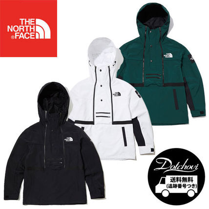 THE NORTH FACE アウターその他 THE NORTH FACE NEW TECH NOVELTY ANORAK MU1480 追跡付