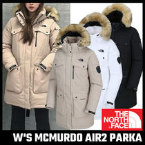 THE NORTH FACE(ザノースフェイス) ダウンジャケット・コート 【THE NORTH FACE】W'S MCMURDO AIR2 PARKA