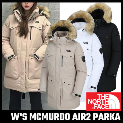 THE NORTH FACE ダウンジャケット・コート 【THE NORTH FACE】W'S MCMURDO AIR2 PARKA