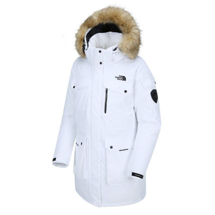 THE NORTH FACE ダウンジャケット・コート 【THE NORTH FACE】W'S MCMURDO AIR2 PARKA(13)
