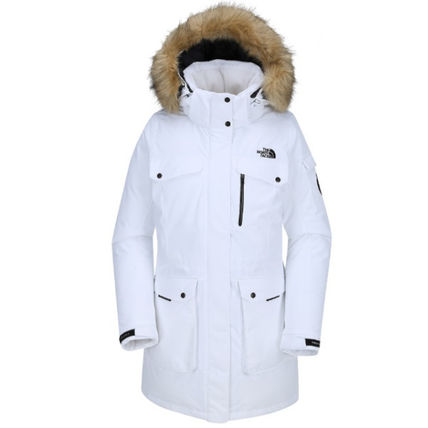 THE NORTH FACE ダウンジャケット・コート 【THE NORTH FACE】W'S MCMURDO AIR2 PARKA(15)