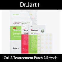 Dr.Jart+ Ctrl-A Teatreement Patch Kit 2ステップニキビケア