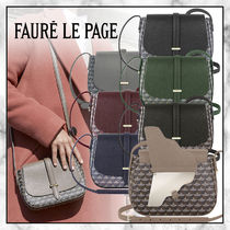 ◆Faure Le Page 20SS 最新作◆エカイユキャンバス◆7色展開