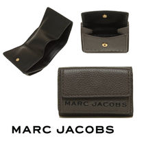 ◎MARC JACOBS◎THE TEXTURED BOX MINI TRIFOLD 財布
