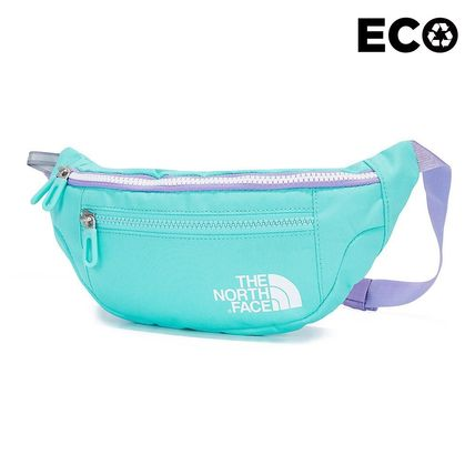 THE NORTH FACE 子供用ショルダー・ポシェット・ボディバッグ THE NORTH FACE K'S WAIST BAG M BBH236 追跡付(3)