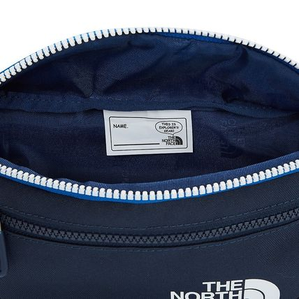 THE NORTH FACE 子供用ショルダー・ポシェット・ボディバッグ THE NORTH FACE K'S WAIST BAG M BBH236 追跡付(10)