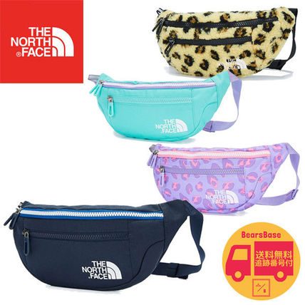 THE NORTH FACE 子供用ショルダー・ポシェット・ボディバッグ THE NORTH FACE K'S WAIST BAG M BBH236 追跡付