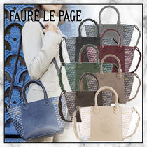 ◆Faure Le Page 20SS 最新作◆CARRY ON 20 EcaillesCanvas◆8色