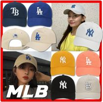 ★★人気★MLB KOREA★N-COVER BALL CAP★★