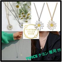 ★BTS 愛用★VINTAGE HOLLYWOOD★Vintage Daisy Necklace★