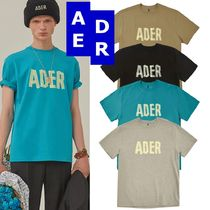 ★Adererror★Mask t-shirt 4色