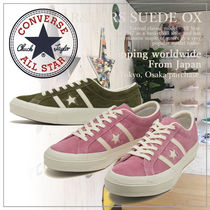 【CONVERSE】コンバース STAR&BARS SUEDE OX