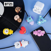 BT21 キャラクター ケーブル BT21 character cable