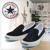 【CONVERSE】コンバース JACK PURCELL SUEDE SLIP-ON RH