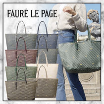 ◆Faure Le Page 20SS 最新作◆エカイユキャンバス◆8色展開