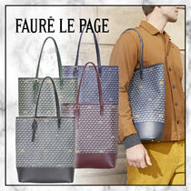 ◆Faure Le Page 20SS 最新作◆エカイユキャンバス◆4色展開