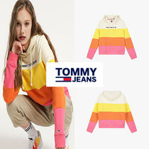 ★TOMMY  JEANS★『SPECIEAL』女 パーカー・フーディ