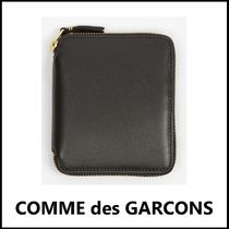 ★COMME des GARCONS★レザーコンパクト財布★