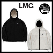 LMC BOA FLEECE REVERSIBLE HOODED JACKET YJ230 追跡付