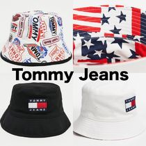 ■Tommy Jeans■ ロゴ バケットハット(送関税込)