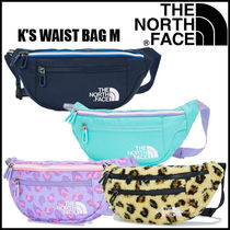 【THE NORTH FACE 】20-21新作★K'S WAIST BAG M★