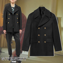 GIVENCHY☆CLASSIC WOOL PEA COAT ピーコート クラシック