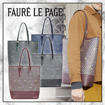◆Faure Le Page 20SS 最新作◆ Ecailles Canvas 33◆4色展開