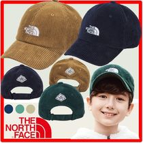 新作/人気☆THE NORTH FACE☆K'S CORDUROY CAP☆キャップ☆