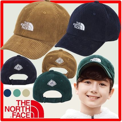 THE NORTH FACE(ザノースフェイス) 帽子 新作/人気☆THE NORTH FACE☆K'S CORDUROY CAP☆キャップ☆