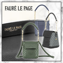 ◆Faure Le Page 20SS 最新作◆BOHO 15Ecailles Canvas◆3色展開