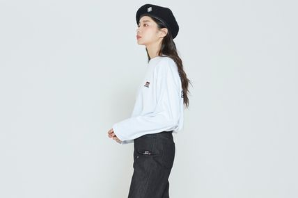 ROMANTIC CROWN Tシャツ・カットソー ROMANTIC CROWN★SUNDAY SYNDROME LONG SLEEVE 3色(3)