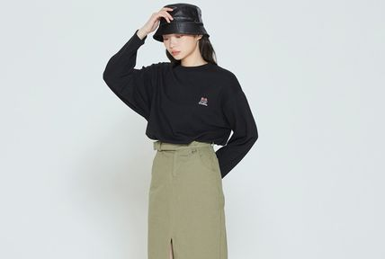 ROMANTIC CROWN Tシャツ・カットソー ROMANTIC CROWN★SUNDAY SYNDROME LONG SLEEVE 3色(6)