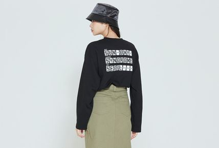 ROMANTIC CROWN Tシャツ・カットソー ROMANTIC CROWN★SUNDAY SYNDROME LONG SLEEVE 3色(8)