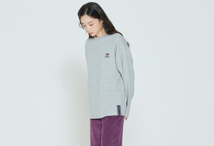 ROMANTIC CROWN Tシャツ・カットソー ROMANTIC CROWN★SUNDAY SYNDROME LONG SLEEVE 3色(11)