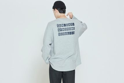ROMANTIC CROWN Tシャツ・カットソー ROMANTIC CROWN★SUNDAY SYNDROME LONG SLEEVE 3色(12)