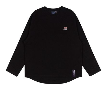 ROMANTIC CROWN Tシャツ・カットソー ROMANTIC CROWN★SUNDAY SYNDROME LONG SLEEVE 3色(13)